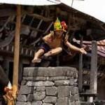 Lompat Batu Stinggi 2 Meter