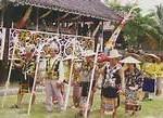 3 Adat Istiadat Suku Dayak