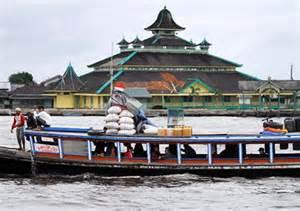 Mesjid Sultan Abdurrahman Alkadrie Pontianak
