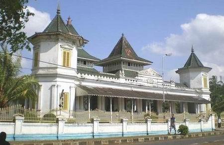 Masjid Agung Manonjaya tasikmalaya