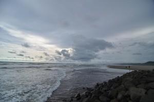 Pantai Selatan Cipatujah tasikmalaya