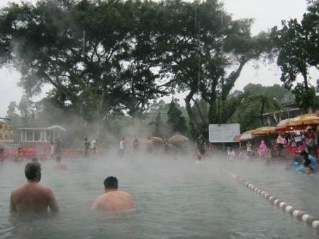 pemandian Air Panas Ciawi tasikmalaya