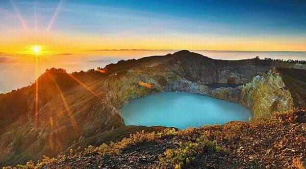 Danau Kalimutu Ende