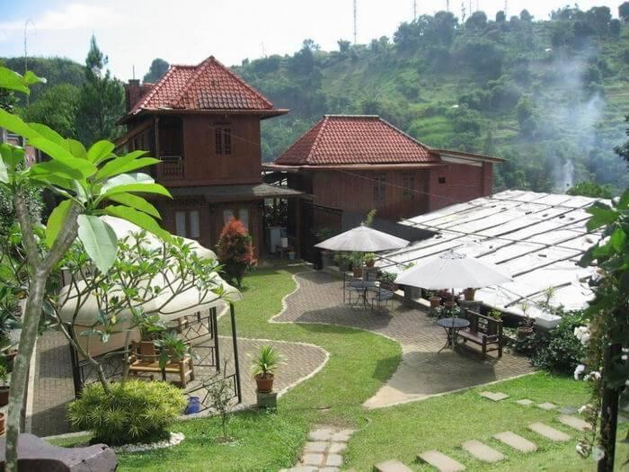 Hotel Murah di Lembang dan Sekitarnya